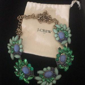 J. Crew statement Necklace